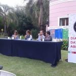 Laura Alonzo (oficina Anticorrupcion) y Fernando Sanchez diput nacional  (1)