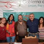 reunion institucional de funcionarios humahuaca